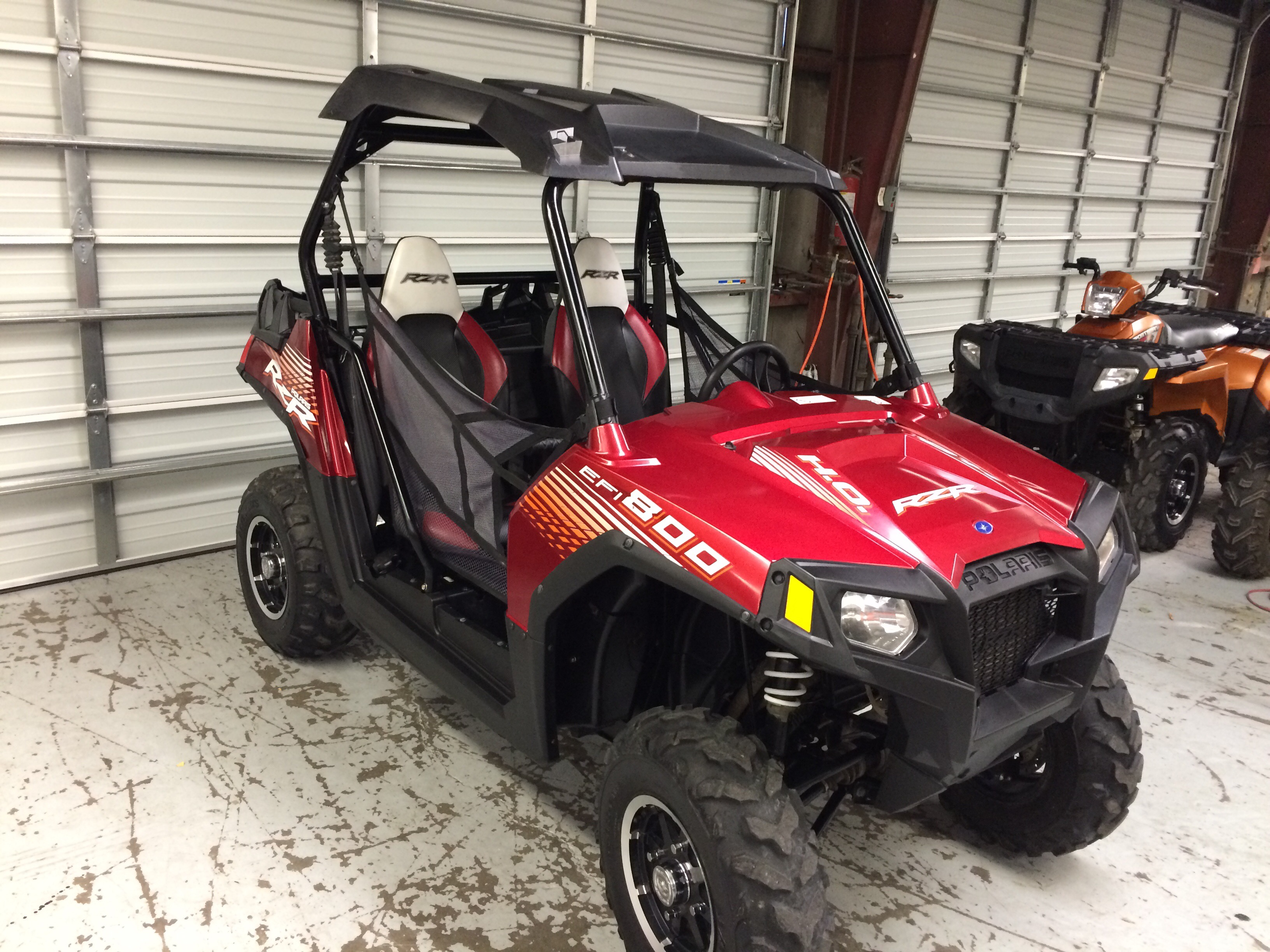 SOLD  2013 Polaris Rzr 800 LE 1900 miles  Excellent