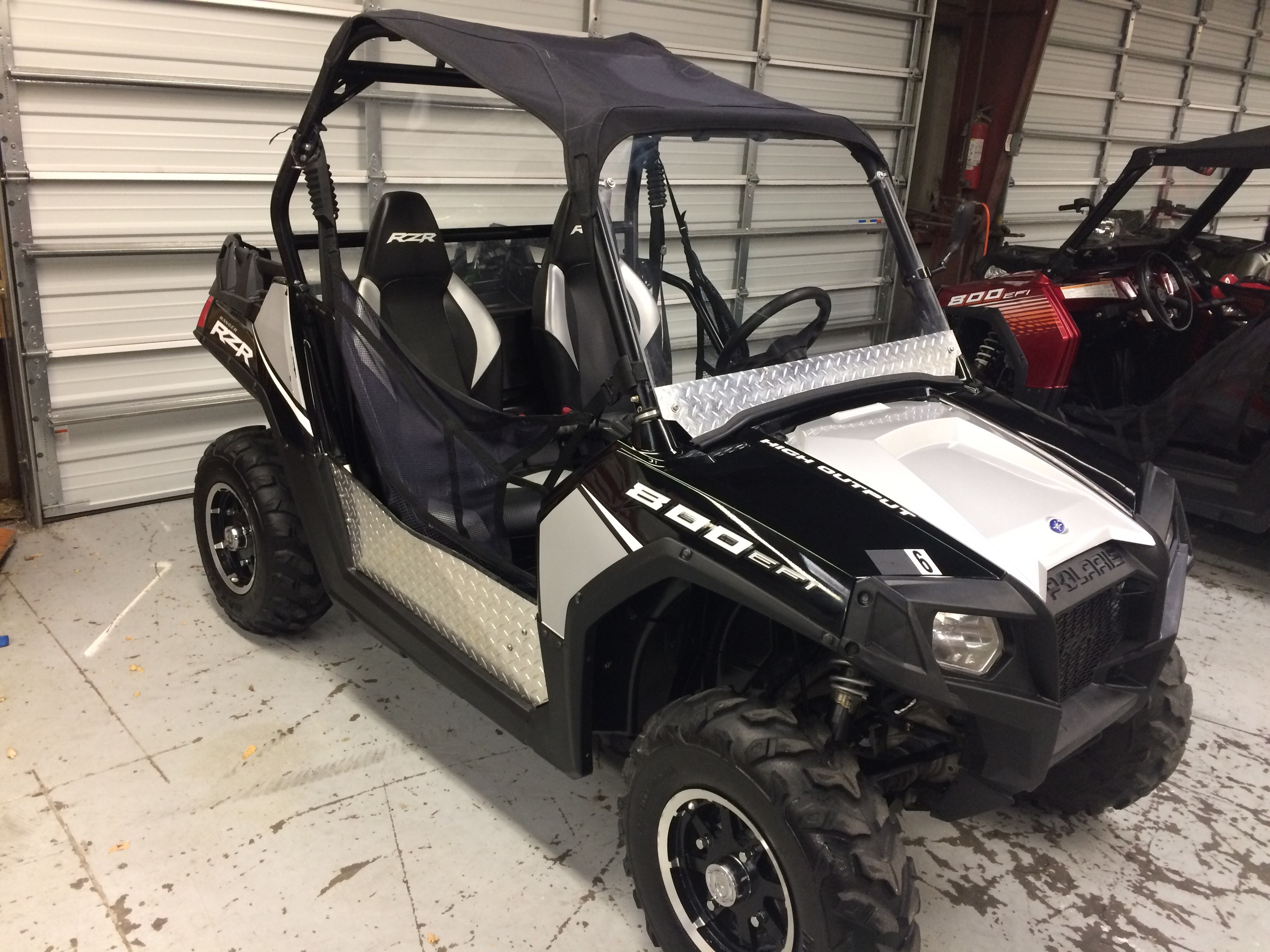 SOLD  2012 Polaris Rzr 800 50